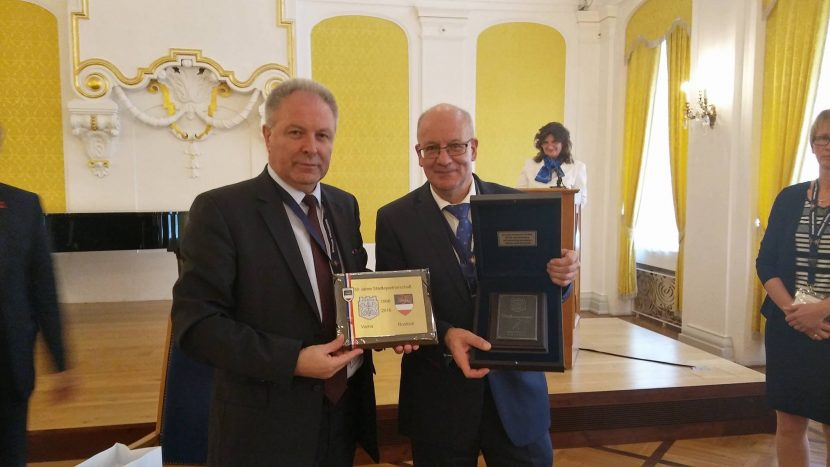 Варна и Рощок отбелязаха 50 години от побратимяването си