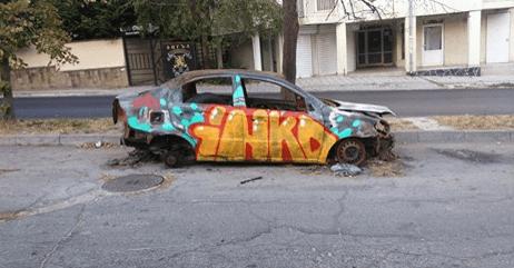 За опожарените коли на Хипо Такси виновни няма!