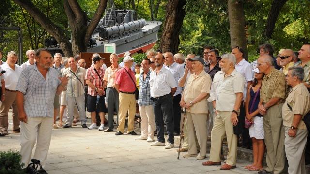 Ветерани: България трябва да има подводници!
