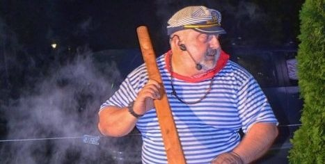 """Ути Бъчваров готви за гостите на фестивала """"Любовта е лудост"""""""