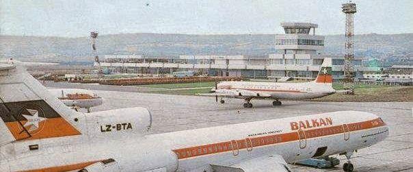 През 1984-а: Бомба избухва пред аерогара Варна