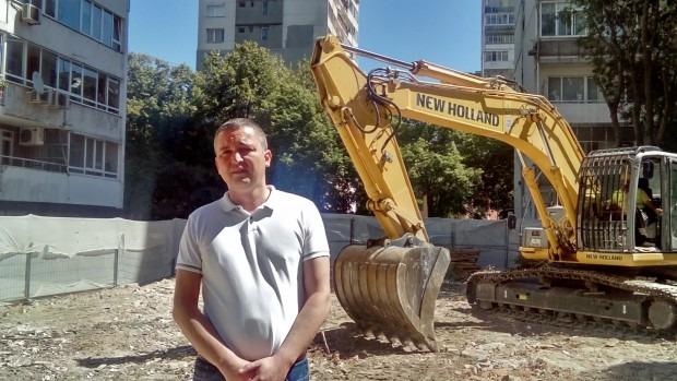 """60 деца от ЦДГ 13 """"Мир"""" влизат в нова сграда през януари 2017-та"""