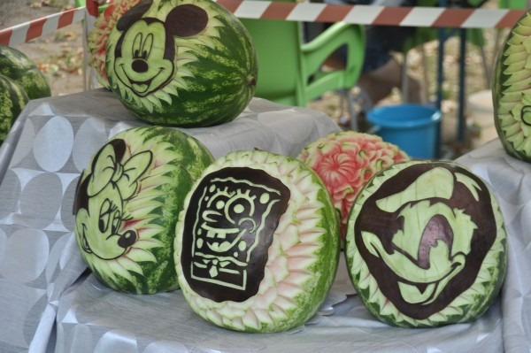 За втори път Фестивала на динята във Варна