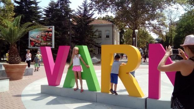 """Любимата """"катерушка"""" на децата е отново в центъра на Варна"""