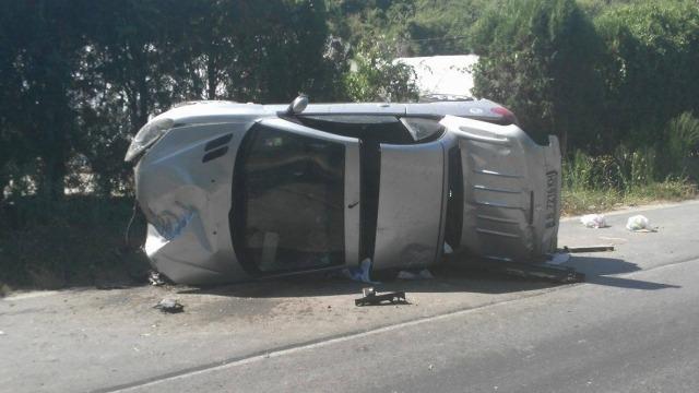 Трима души пострадаха при катастрофа край Аксаково