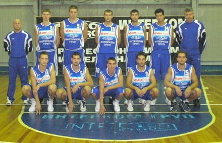 Баскетболният Черно море с три нови попълнения