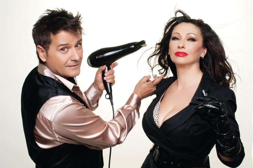 """Катя и Здравко от """"Ритон"""" пеят днес за празника на Аксаково"""