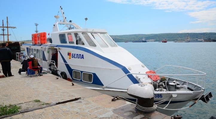 """Пак пускат корабчето """"Белла"""", ще вози от Варна до Белослав"""