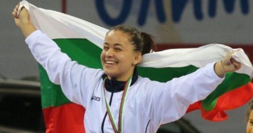 Варненската медалистка Елица Янкова: Щях да забравя медала в самолета