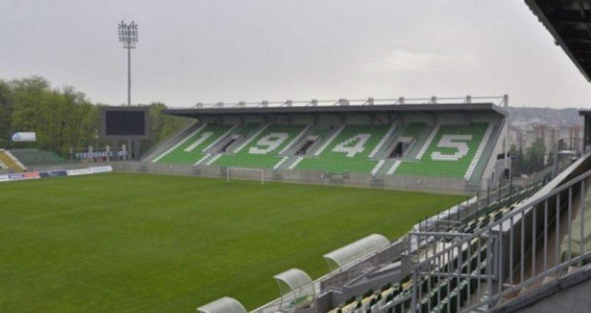 Черно море ще възстановява щети на стадиона в Разград!