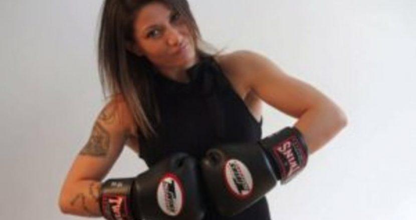 Пламена Димова устремена към световната титла по бокс