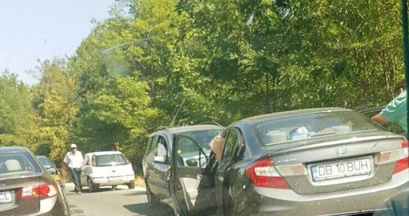 Руснак и млада варненка се блъснаха с колите си на пътя Бургас – Варна