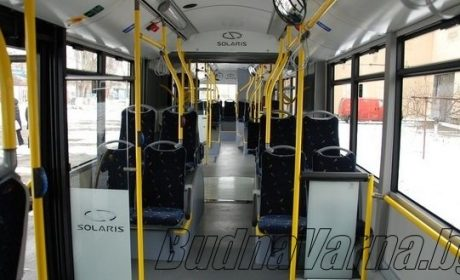 Шофьор на автобус намери и върна изгубен смартфон