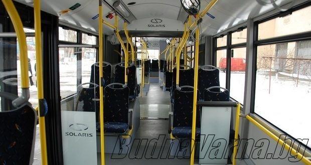 Променят маршрута на автобус 109 от днес