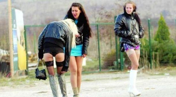Спипаха две проститутки край Варна