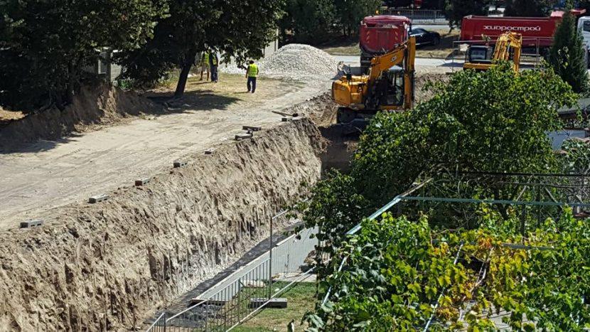Започват ремонтните дейности на каналите в Аспарухово