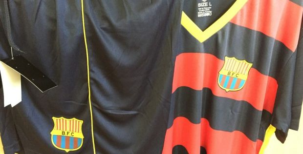 Варненски митничари спипаха футболни екипи менте
