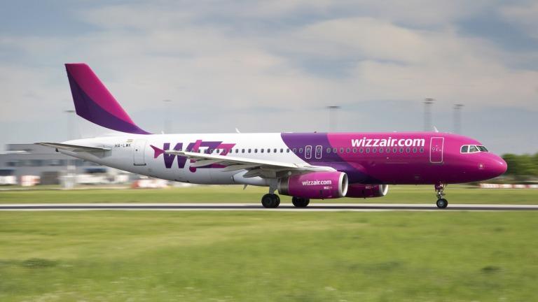 Wizz Air пуска линия от София до Варна за 19,99 лева
