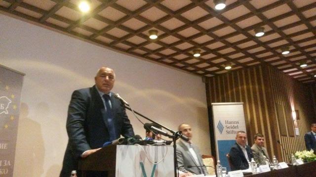 Бойко Борисов: С война как ще постигнеш мир?