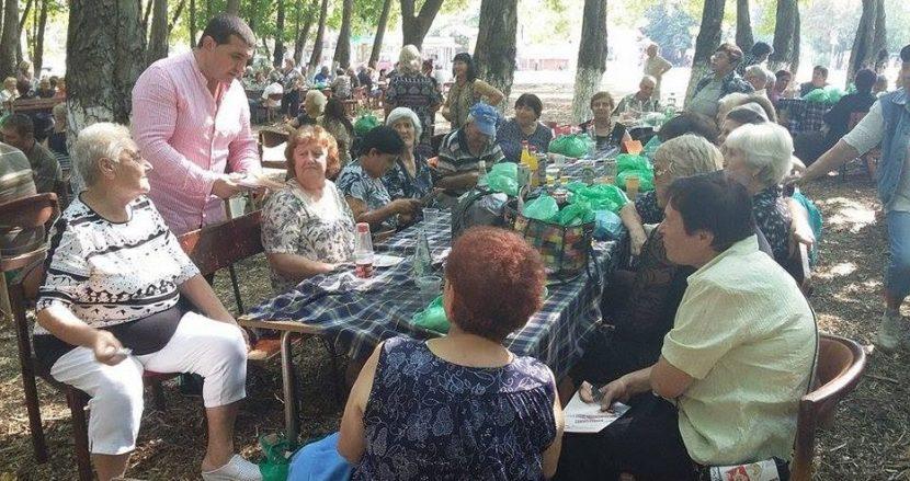 Международния ден на възрастните хора в Девня