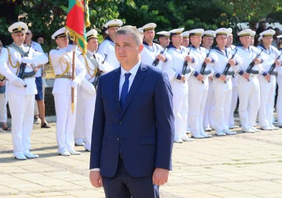 Варна почете 131 г. от Съединението