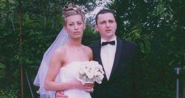 Иван Портних публикува снимки от сватбата си
