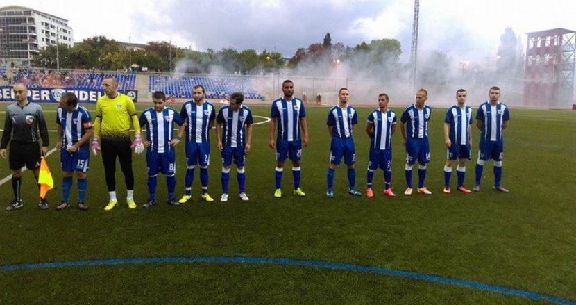 Спартак Варна загуби с 0:3 от Черноморец (Балчик)