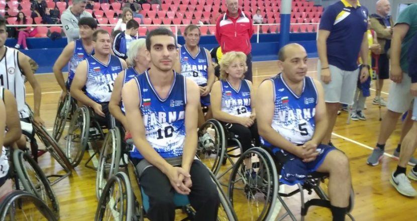 Варна 2010 взе сребърен медал от турнира по баскетбол