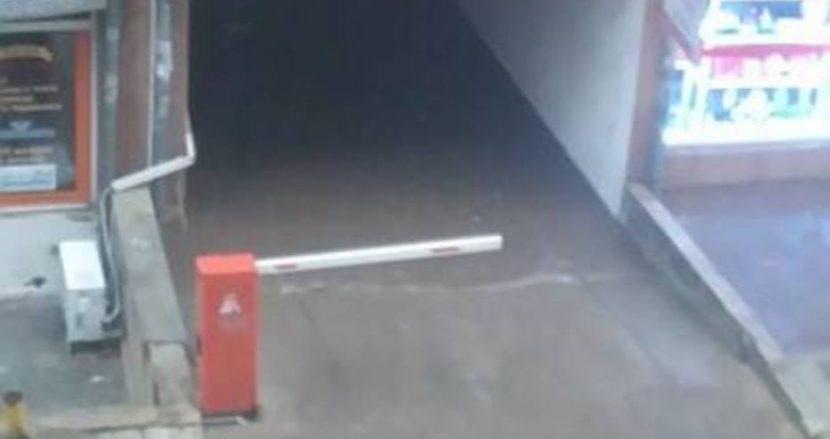 Пикадили център наводнен