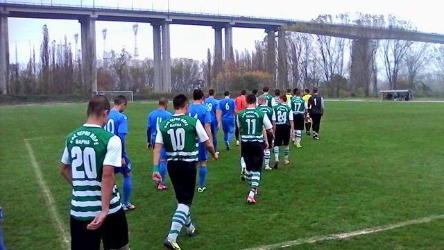 Младшата на Черно море громи Спартак с 12:0