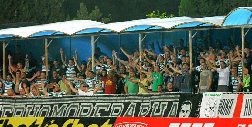 Черно море пуска билети за мача с Лудогорец