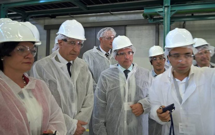 Белгийска компания за фосфати стъпи в Девня