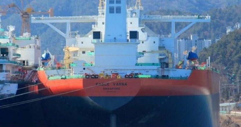 Смятат да режат бракувани кораби в местност край Аспарухово