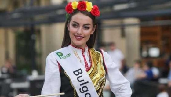 Мис Планета е българка