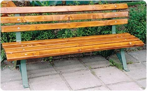 """Доброволци ще поправят пейки в парк """"Младост"""""""