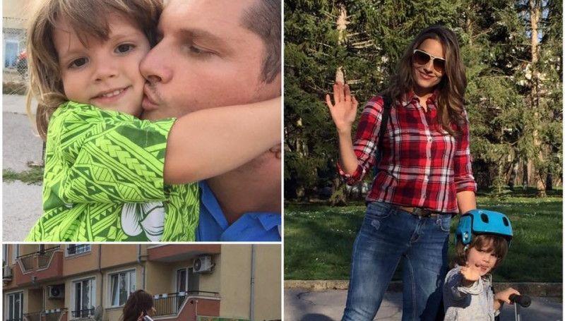 Майка отвлече 4-годишния си син към Гърция
