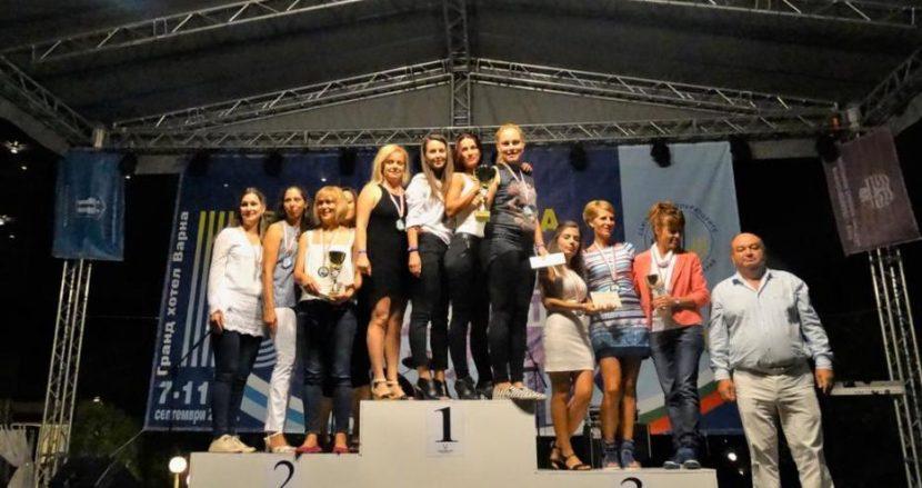 Варна стана отборен шампион на Спартакиадата на ВиК
