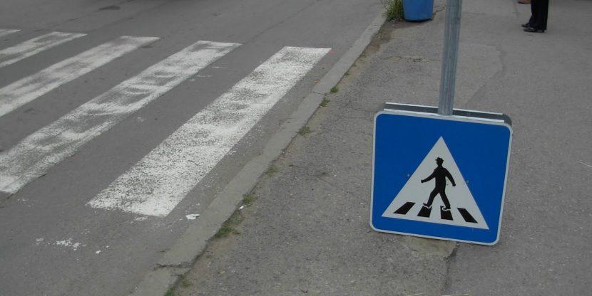 Пешеходците без абсолютни права при пресичане на зебра