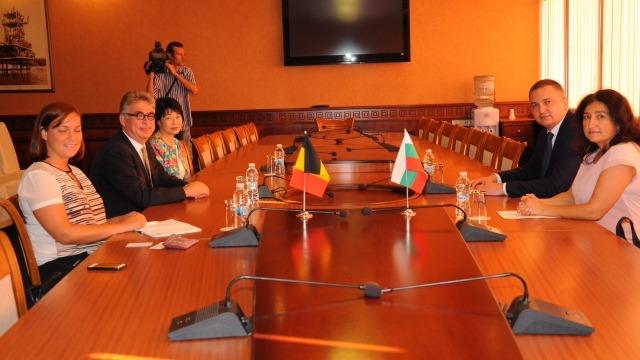 Иван Портних: увеличават се белгийските инвестиции във Варненско