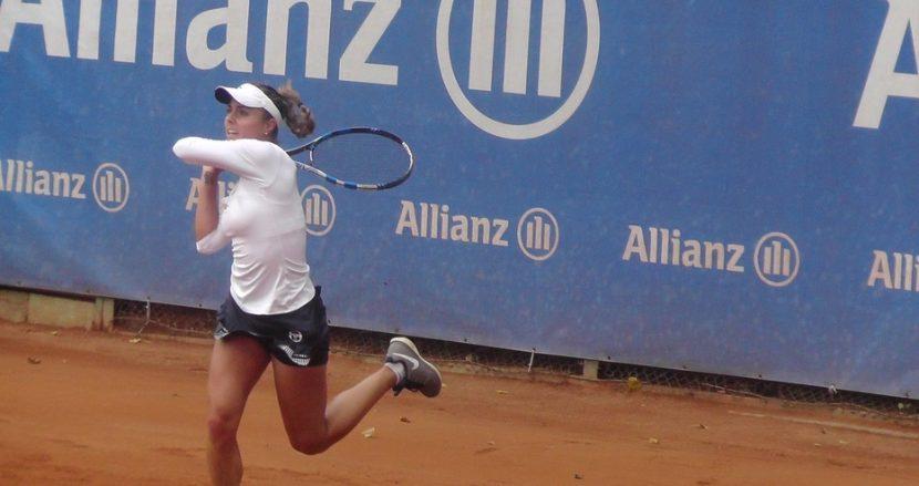 Виктория Томова на четвъртфинал