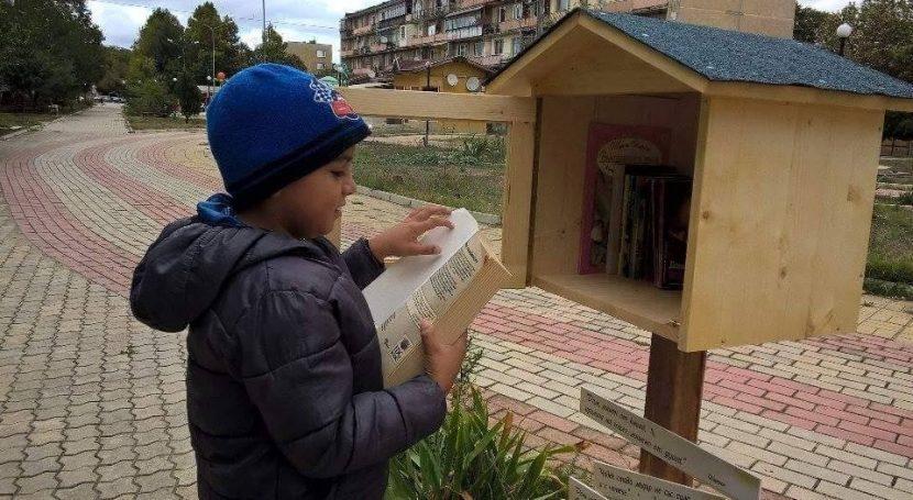 Инициатива на МГЕРБ-Девня насърчава четенето