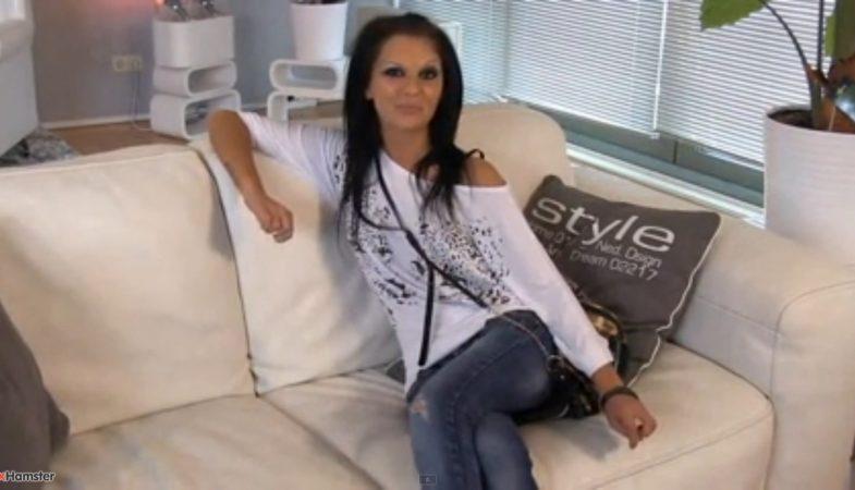 Варненската циганка Силвия, на кастинг за секс филм (видео)