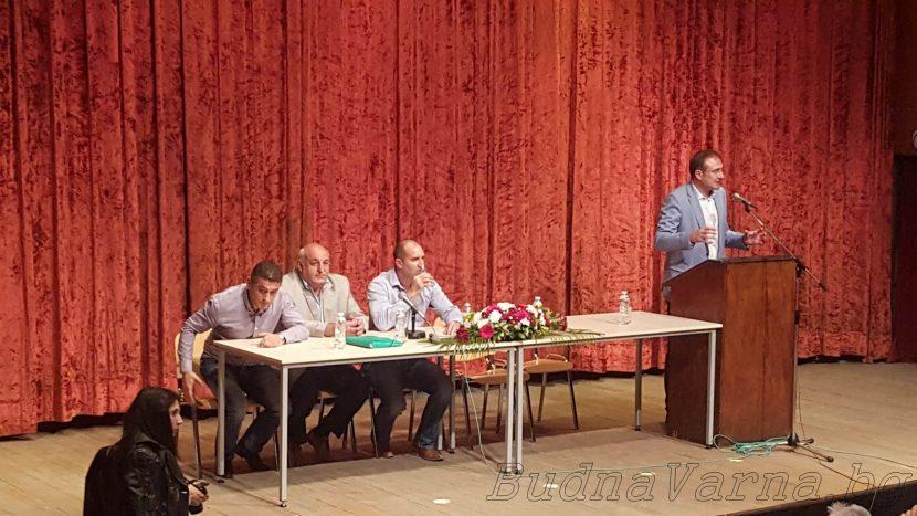 Ген. Радев от Варна: ГЕРБ е фирма, кандидатът им ще бъде аватар на Бойко