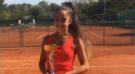 Варненката Беатрис Спасова стана държавна шампионка по тенис за 16-годишни