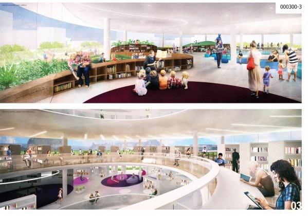 Изчистват детайлите по проекта за нова сграда на библиотеката