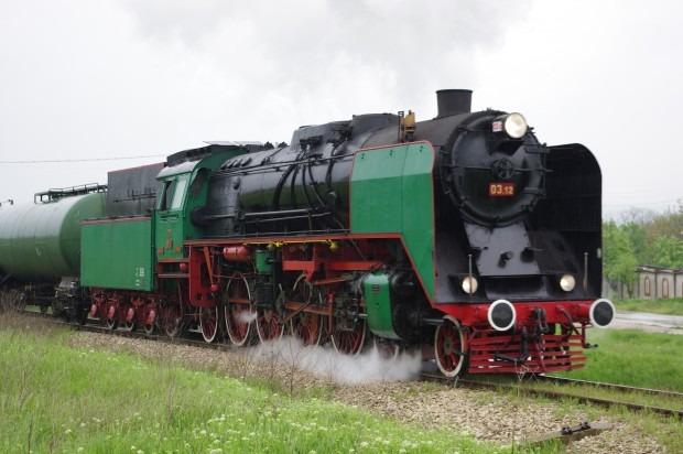 Атракционен влак с парен локомотив ще пътува по жп линията Варна – Русе на 22-и октомври