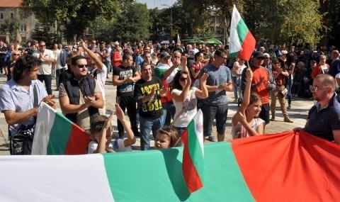 Продължават протестите във Варна срещу нахлуването на мигранти