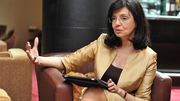 Преизбраха Меглена Кунева за лидер на ДБГ във Варна