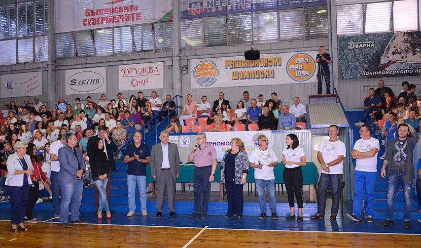 Откриха с грандиозно шоу школата на Черно море – Тича