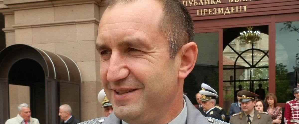 Румен Радев ще събира симпатизанти в Двореца на културата и спорта